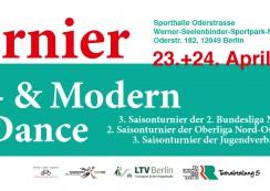 Turnierwochenende Berlin 2016